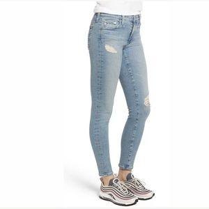 AG Farrah Ankle High Rise Skinny Jean NWT EMP1777